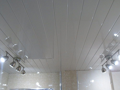 PVC Cladding Ceiling